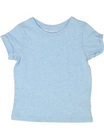 Camiseta de manga corta niña MOTHERCARE azul 3 años verano #1361710_1