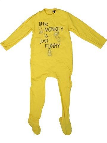 Pijama de 1 pieza niño KIABI amarillo 3 años verano #1362110_1