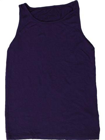 T-shirt sans manches fille NUTMEG bleu 13 ans été #1362224_1