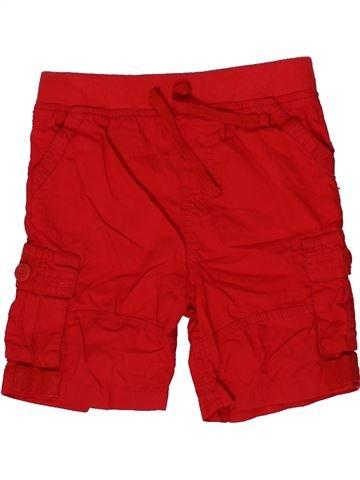 Short - Bermuda garçon CHEROKEE rouge 3 ans été #1362392_1