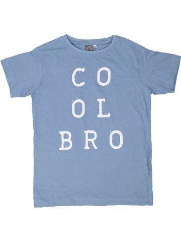 T-shirt manches courtes garçon URBAN 65 OUTLAWS bleu 8 ans été #1362417_1