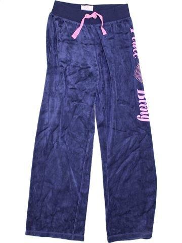Pantalón niña SANS MARQUE azul 12 años invierno #1362684_1