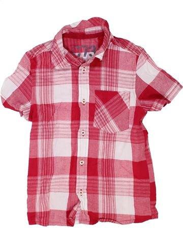 Camisa de manga corta niño CHEROKEE rosa 8 años verano #1363398_1