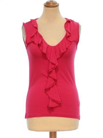 Camiseta sin mangas mujer PAPAYA 36 (S - T1) verano #1363664_1