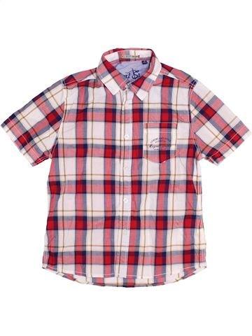 Camisa de manga corta niño MAYORAL violeta 4 años verano #1363721_1