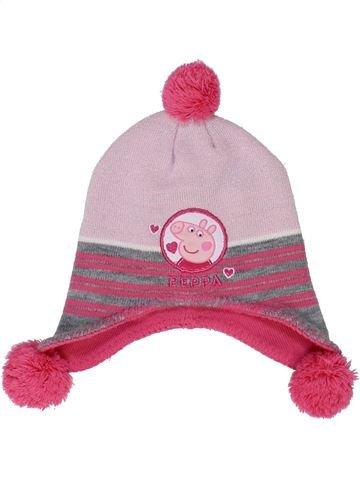 Gorra - Gorro niña PEPPA PIG rosa 4 años invierno #1364400_1