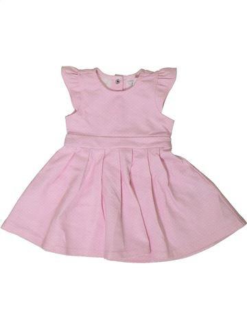Vestido niña PUMPKIN PATCH rosa 6 meses verano #1364544_1