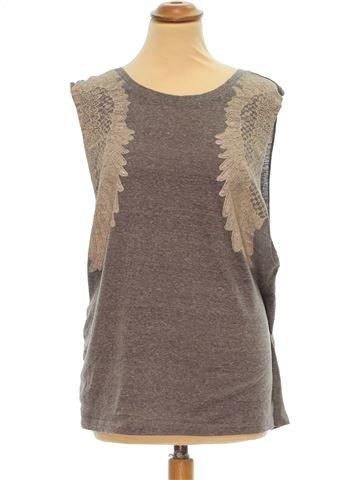 Camiseta sin mangas mujer TOPSHOP 38 (M - T1) verano #1364637_1