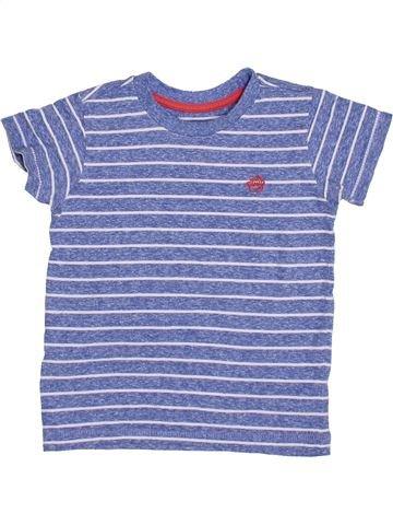 Camiseta de manga corta niño MATALAN azul 2 años verano #1364722_1