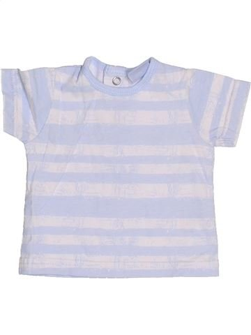 T-shirt manches courtes garçon ZIP ZAP gris 1 mois été #1364883_1
