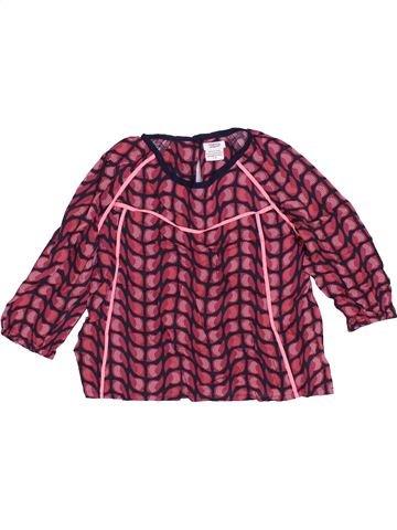 Blusa de manga larga niña MAMAS & PAPAS violeta 4 años invierno #1364940_1