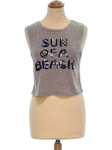 Camiseta sin mangas mujer TALLY WEIJL XS verano #1365161_1