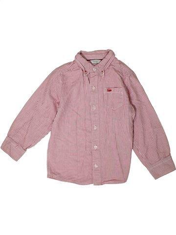 Camisa de manga larga niño TEX beige 5 años invierno #1365178_1