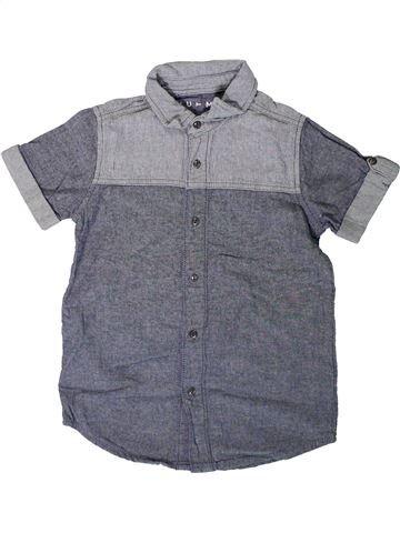 Chemise manches courtes garçon NUTMEG bleu 9 ans été #1365187_1