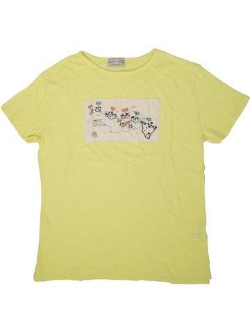 T-shirt manches courtes garçon ZARA vert 14 ans été #1366048_1