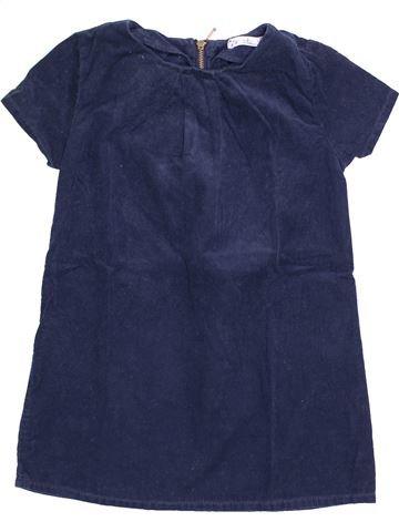 Vestido niña CFK azul 5 años invierno #1366279_1