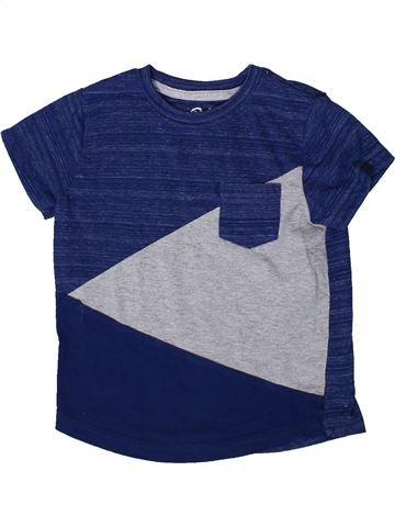 T-shirt manches courtes garçon PRIMARK bleu 3 ans été #1366651_1