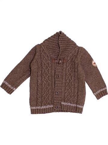 Chaleco niño SERGENT MAJOR marrón 12 meses invierno #1366657_1