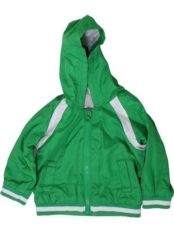 Blouson garçon F&F vert 6 mois hiver #1366695_1