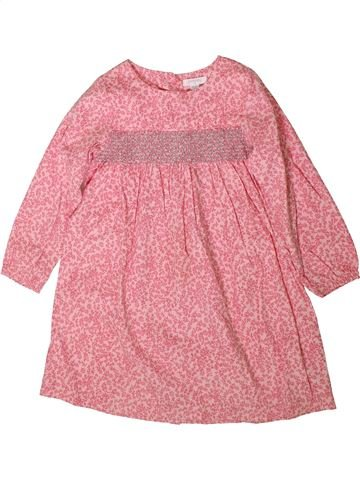 Robe fille PURE BABY rose 3 ans hiver #1366747_1