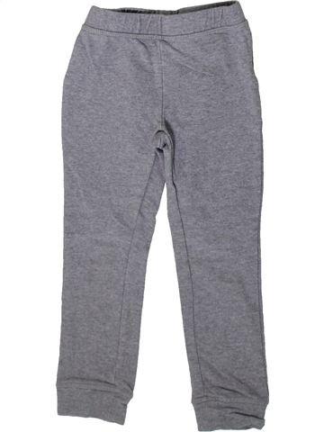 Pantalon fille KIABI gris 4 ans hiver #1366988_1
