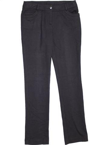 Pantalon fille MISS E-VIE noir 12 ans hiver #1367904_1