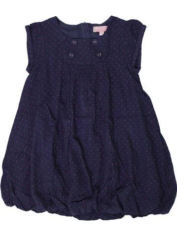 Robe fille LISA ROSE bleu 4 ans été #1368109_1