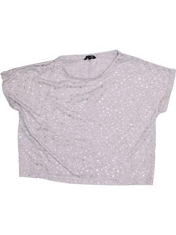 Camiseta de manga corta niña CANDY COUTURE blanco 14 años verano #1368331_1