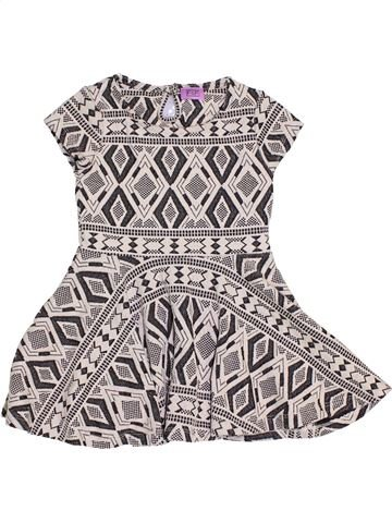 Robe fille F&F gris 3 ans hiver #1368433_1
