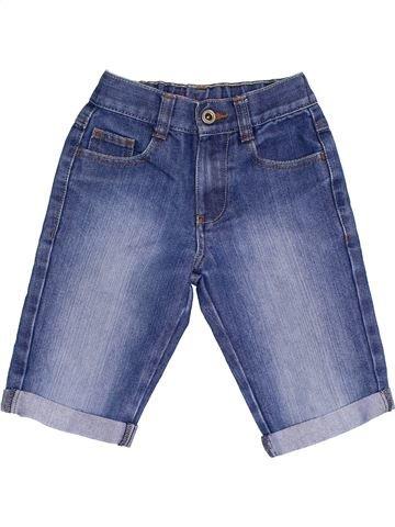 Short - Bermuda garçon GEORGE bleu 5 ans été #1368515_1