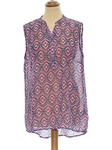 Blusa mujer COLOURS OF THE WORLD 46 (XL - T3) verano #1368600_1