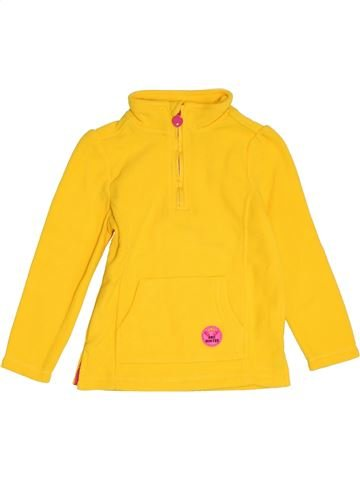 Pull fille ORCHESTRA jaune 5 ans hiver #1368741_1