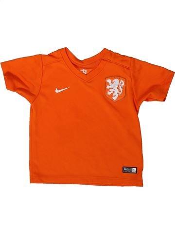Camiseta deportivas niño NIKE naranja 18 meses verano #1368953_1