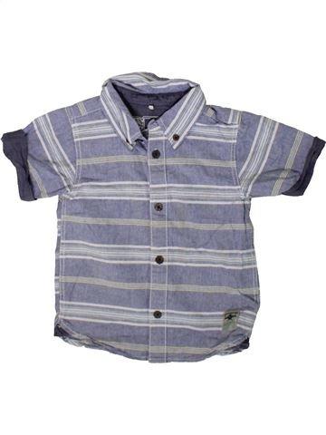Camisa de manga corta niño NAME IT gris 18 meses verano #1369104_1