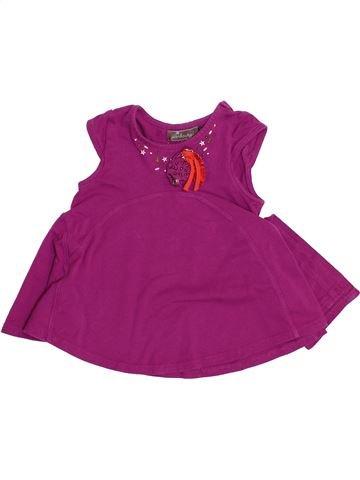 Túnica niña JEAN BOURGET violeta 3 años verano #1369182_1