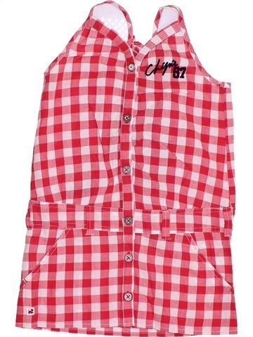 Vestido niña CHIPIE rosa 3 años verano #1369240_1