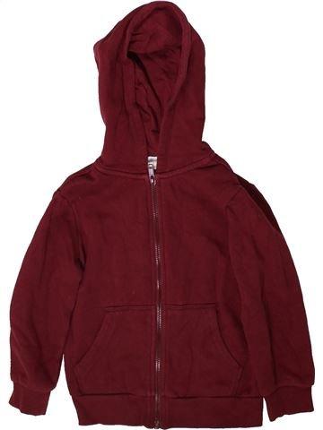 Sweat garçon H&M violet 4 ans hiver #1369444_1