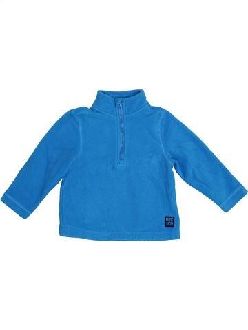 Pull garçon ORCHESTRA bleu 2 ans hiver #1369819_1