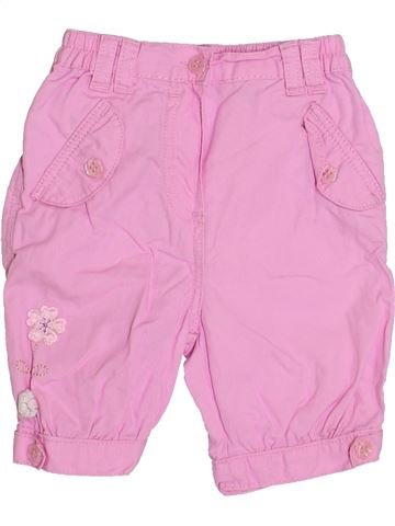 Short-Bermudas niña LADYBIRD rosa 9 meses verano #1369954_1