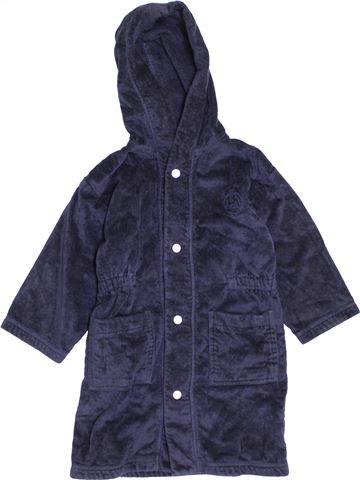Albornoz niño PETIT BATEAU azul 4 años invierno #1370100_1