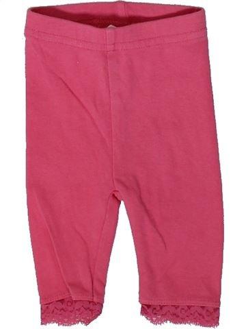 Legging fille BABY rose naissance été #1370125_1