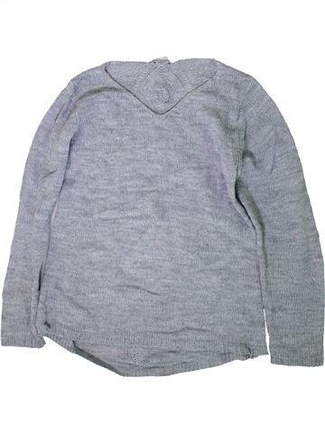 Pull fille CHARLES VÖGELE gris 14 ans hiver #1370177_1