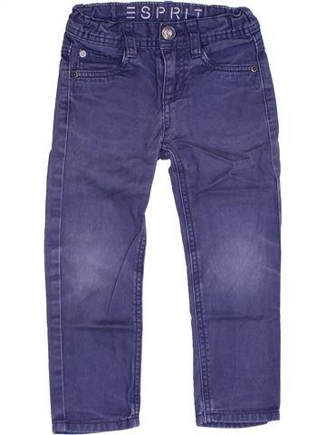 Tejano-Vaquero niño ESPRIT violeta 4 años invierno #1370181_1