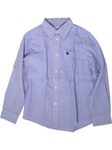 Camisa de manga larga niño CFK azul 8 años invierno #1370418_1