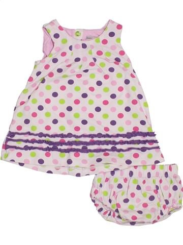 Robe fille PREMAMAN violet 6 mois été #1370641_1