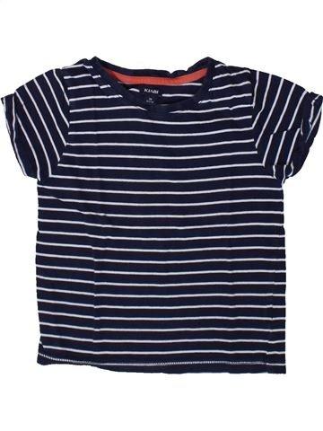 T-shirt manches courtes garçon KIABI noir 3 ans été #1370677_1