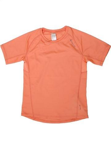 Sportswear fille QUECHUA orange 10 ans été #1370820_1