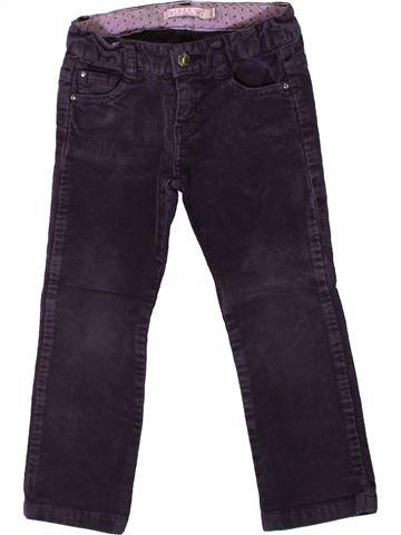 Pantalón niña CFK negro 3 años invierno #1371103_1