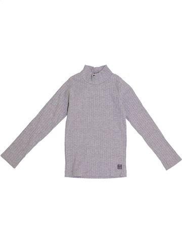 Camiseta de manga larga niña LILI GAUFRETTE gris 6 años invierno #1371137_1