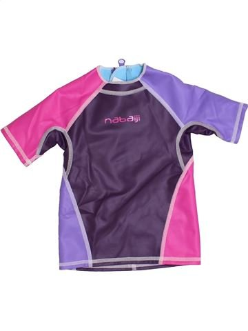 Bañador niña OXYLANE violeta 2 años verano #1371286_1